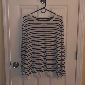 Market & Spruce longsleeve sweater